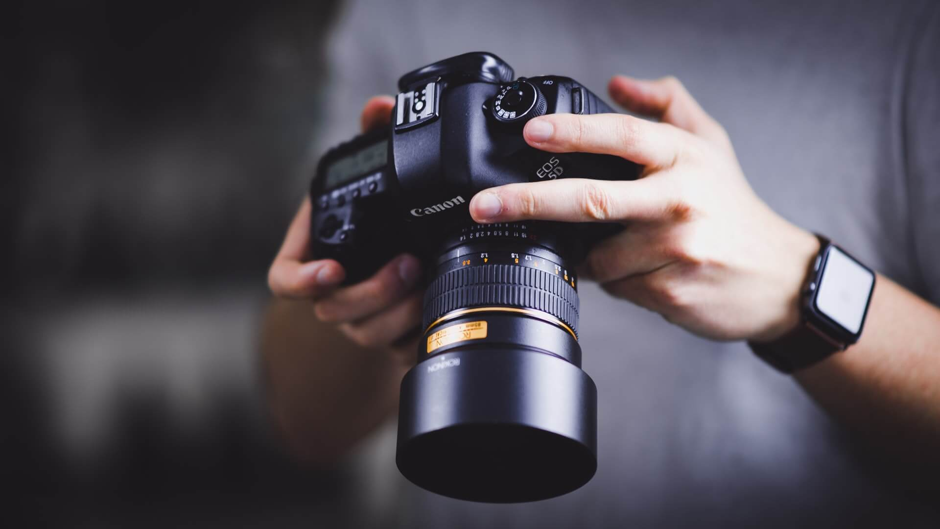 Real Estate Photography Camera | Rocket Photo